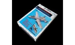 A-10A Fairchild Republic, Thunderbolt II. Конверсионный набор (ITALERI/REVELL) - AIRES 7090 1/72