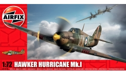 Hurricane Mk. I Hawker - AIRFIX A01010 1/72