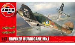 Hurricane Mk. I Hawker - AIRFIX A02067 1/72