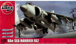 Sea Harrier FA.2 British Aerospace, BAE Systems - AIRFIX A04052 1/72