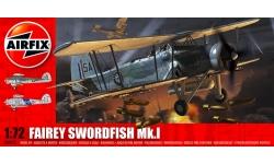 Swordfish Mk. I Fairey - AIRFIX A04053 1/72