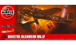 Blenheim Mk IF Bristol - AIRFIX A04059 1/72