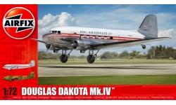 Dakota Mk. IV/C-47B Douglas, Skytrain - AIRFIX A08015 1/72