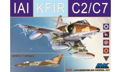 Kfir C-2/C-7 IAI - AMK 86002 1/72