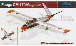 CM.170 Magister Fouga - AMK 88004 1/48