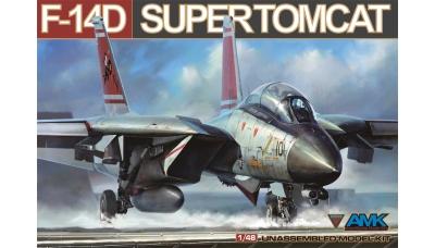 F-14D Grumman, Super Tomcat - AMK 88009 1/48
