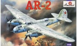 Ар-2 Архангельский - AMODEL 72120 1/72
