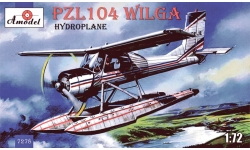 PZL-104 Wilga 35H - AMODEL 7278 1/72