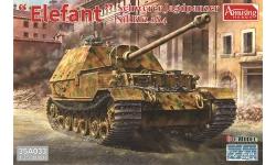 Panzerjäger Tiger (P), Sd. Kfz. 184, Elefant - AMUSING HOBBY 35A033 1/35