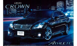 Toyota Crown Athlete GRS204 2010 - AOSHIMA 049396 THE BEST CAR GT No. 56 1/24 PREORD