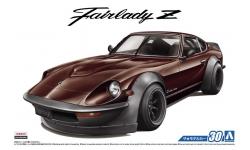 Nissan Fairlady Z S31 Aero Custom (S30) 1975 - AOSHIMA 053058 MODEL CAR No. 30 1/24 PREORD