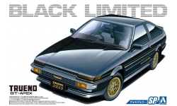 Toyota Sprinter Trueno 1.6 GT APEX AE86 1986 - AOSHIMA 054819 MODEL CAR No. SP 1/24