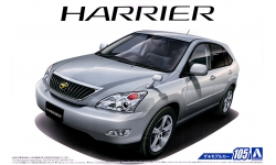 Toyota Harrier 350G Premium L Package (GSU30W) 2006 - AOSHIMA 057070 MODEL CAR No. 105