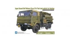Type 73 Heavy Truck 3.5t Isuzu - AOSHIMA 007945 No. 4 1/72