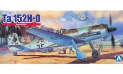 Ta 152H-0 Focke-Wulf - AOSHIMA 016503 1/72