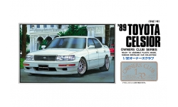 Toyota Celsior 4.0 C Specification F Package (UFC11) 1993 - ARII 01063 No. 39 1/32