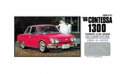 Hino Contessa 1300 Coupe (PD300) 1966 - ARII 01064 No. 40 1/32