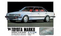 Toyota Mark II 2.0 EFI Twincam 24 Grande Hardtop (GX71) 1984 - ARII 11152 No. 2 1/24