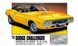 Dodge Challenger 1973 - ARII 21158 No. 12 1/24
