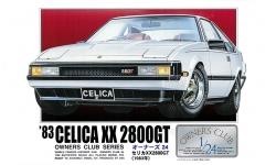Toyota Celica XX 2800GT (MA61) 1983 - ARII 31162 No. 14 1/24