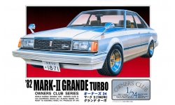 Toyota Mark II Grande Turbo (MX61) 1982 - ARII 31167 No. 20 1/24