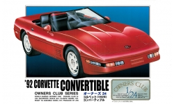 Chevrolet Corvette Convertible (C4) 1992 - ARII 41152 No. 22 1/24