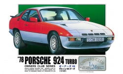 Porsche 924 Turbo (931) 1978 - ARII 41154 No. 24 1/24