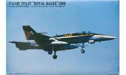 F/A-18C McDonnell Douglas, Hornet - ARII 62160 1/144