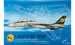 F-14D Grumman, Tomcat - ARII 62162 1/144