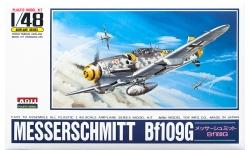 Bf 109G-6/R2 Messerschmitt, Gustav - ARII A334 1/48