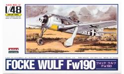 Fw 190A-8 Focke-Wulf - ARII A335 1/48