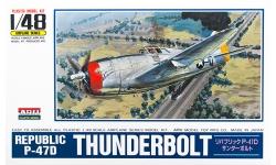P-47D Republic, Thunderbolt - ARII A337 1/48