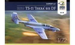 TS-11 Iskra bis DF, PZL-Mielec - ARMA HOBBY 70003 1/72