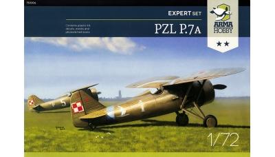 PZL P.7a - ARMA HOBBY 70006 1/72