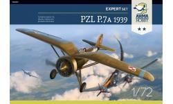 PZL P.7a - ARMA HOBBY 70007 1/72