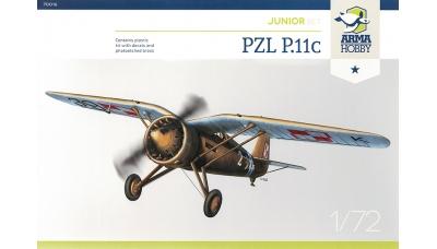 PZL P.11c - ARMA HOBBY 70016 1/72