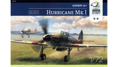 Hurricane Mk. I Hawker - ARMA HOBBY 70019 1/72
