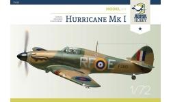 Hurricane Mk. I Hawker - ARMA HOBBY 70020 1/72