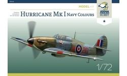 Hurricane Mk. I Hawker - ARMA HOBBY 70022 1/72