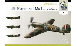 Hurricane Mk. I Hawker - ARMA HOBBY 70023 1/72