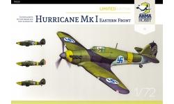Hurricane Mk. I Hawker - ARMA HOBBY 70025 1/72