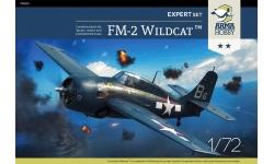 FM-2 General Motors, Wildcat - ARMA HOBBY 70031 1/72
