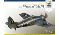 Wildcat Mk VI General Motors - ARMA HOBBY 70032 1/72