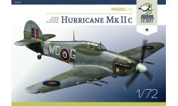 Hurricane Mk. IIc Hawker - ARMA HOBBY 70036 1/72