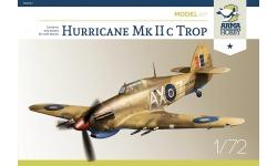 Hurricane Mk. IIc Hawker - ARMA HOBBY 70037 1/72