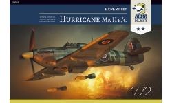 Hurricane Mk. IIb/c Hawker - ARMA HOBBY 70042 1/72
