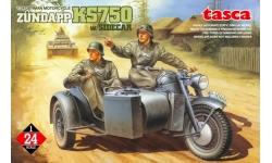 Zündapp KS 750 - ASUKA 24-004 1/24