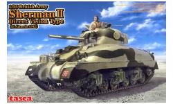 Sherman II / M4A1 - ASUKA 35-014 1/35 PREORD
