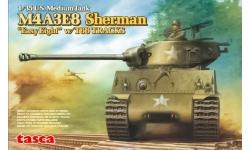 M4A3E8, Sherman, Easy Eight - ASUKA 35-020 1/35
