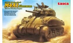 M4A1, Sherman - ASUKA 35-025 1/35